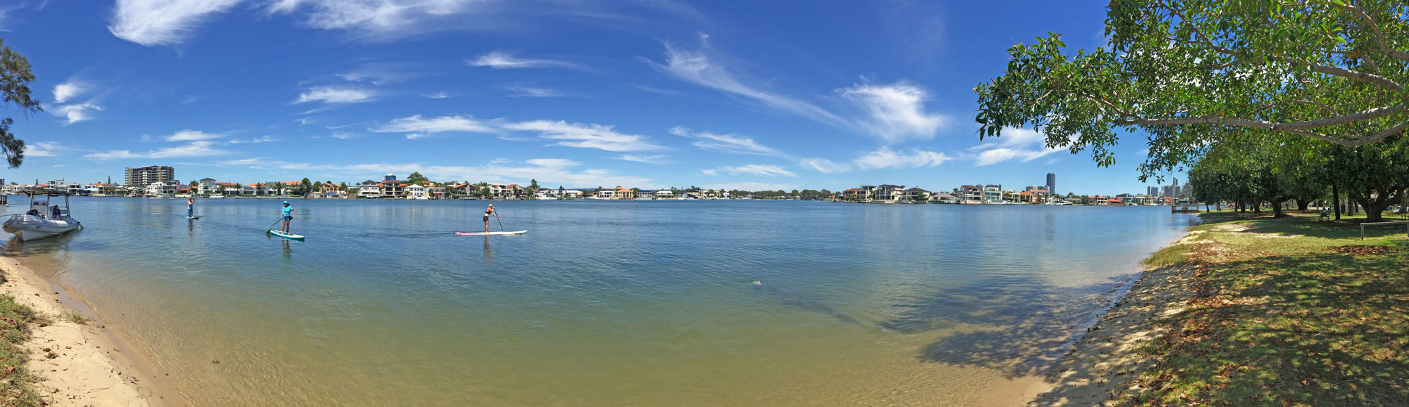 Budds Beach Panorama