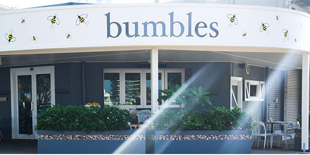 Bumbles Cafe Surfers Paradise