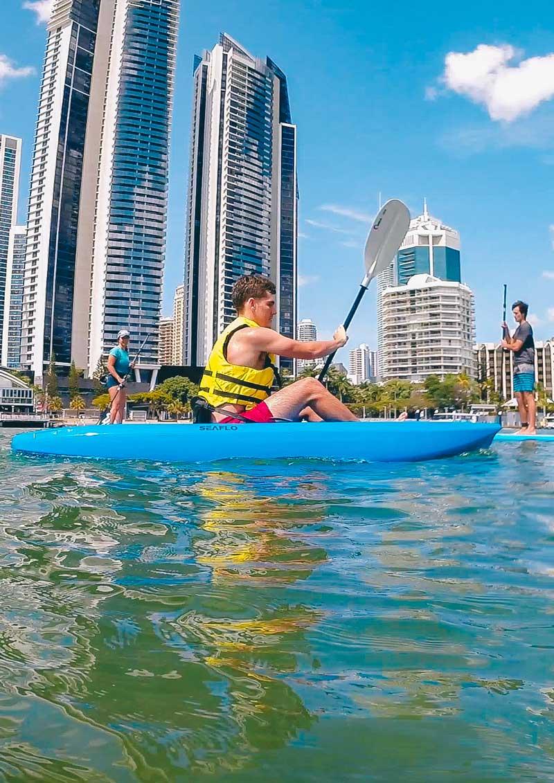 Gold-Coast-Kayaking